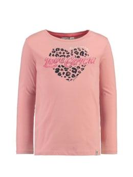 garcia t-shirt h94601 roze