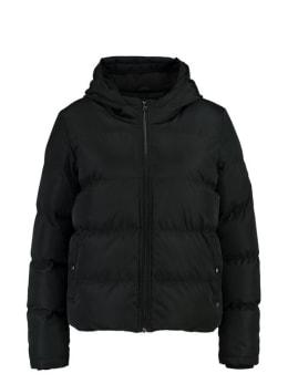 cars nicolet winterjas zwart