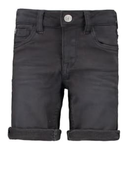 garcia denim short grijs p05522