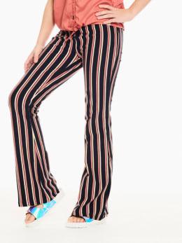 garcia flare legging donkerblauw p02720