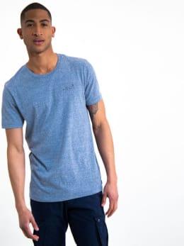 garcia t-shirt gs910701 blauw