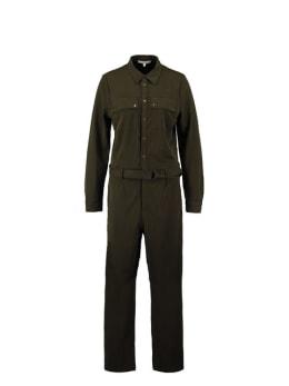 garcia jumpsuit pg901208 groen