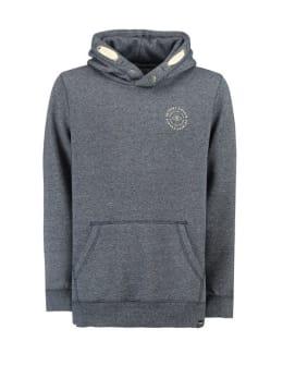 garcia hoodie gs930701 donkerblauw
