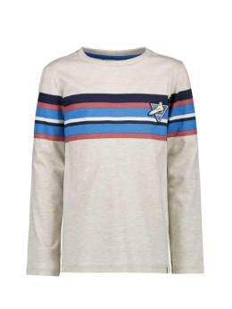 garcia t-shirt grijs t05604