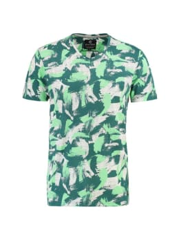 chief t-shirt korte mouwen PC910601 mintgroen