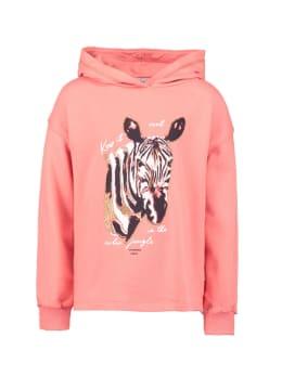 garcia hoodie o04661 roze