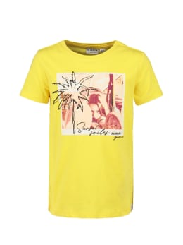 garcia t-shirt geel p04401