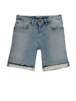 garcia short PG700312 blauw
