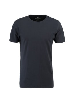 jc basic organic cotton T-shirt JC010003 donkerblauw