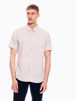 garcia overhemd lichtroze q01032