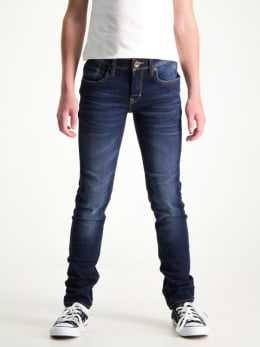 garcia tavio 335 slim fit deep blue