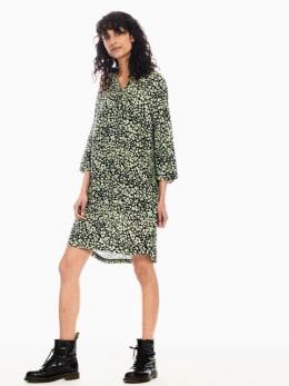 garcia tuniek jurk zwart p00280
