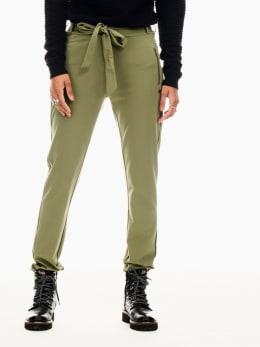 garcia broek groen t00314
