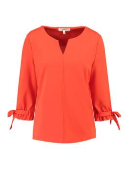 garcia blouse gs900703 oranje-rood