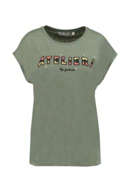 T-shirt Garcia T80204 women