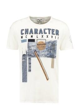 T-shirt Garcia S81003 men