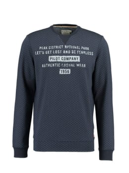 sweater Pilot PP810903 men