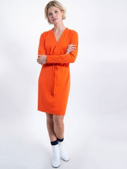 garcia jurk j90280 oranje