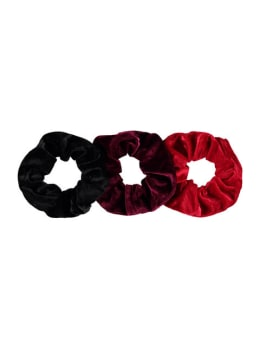 sarlini scrunchies velvet