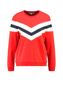 Tripper sweater TR900208 rood