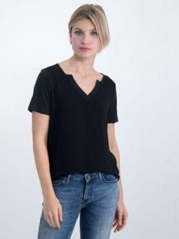 garcia t-shirt gs000102 zwart