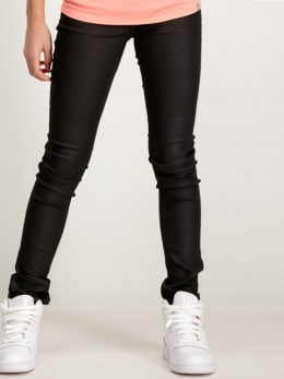 garcia coated jegging jenna 560 zwart