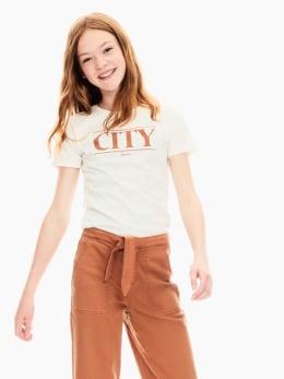 garcia t-shirt wit t02601