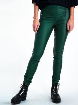 garcia imitatieleer legging gs900723 groen