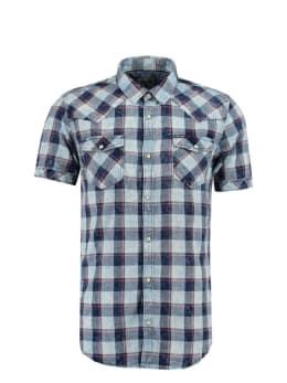 overhemd Garcia O81038 men