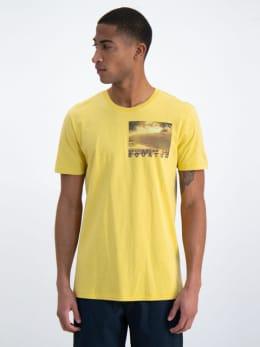garcia t-shirt o01002 geel