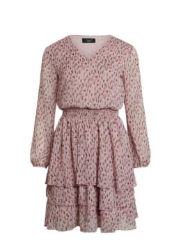 sisterspoint jurk roze nicoline