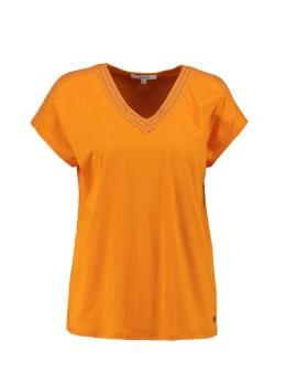 garcia t-shirt oranje s00003