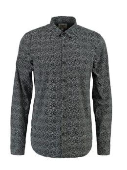 Garcia PG Overhemd Lange Mouwen PG811103 Zwart