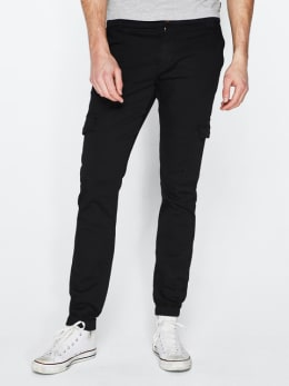 cars jerez cargo pants black