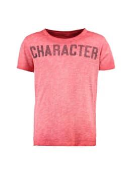 Garcia T-shirt Korte Mouwen PG930101 Rood