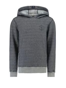 garcia omkeerbare hoodie j93664 blauw