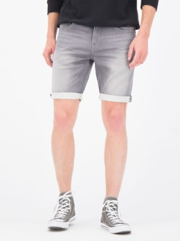 garcia savio 635 slim fit short grey light used