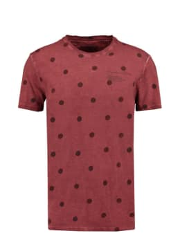 T-shirt Garcia T81206 men