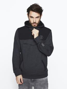 chief hoodie pc010103 zwart