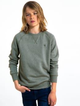 garcia sweater gs93070 groen