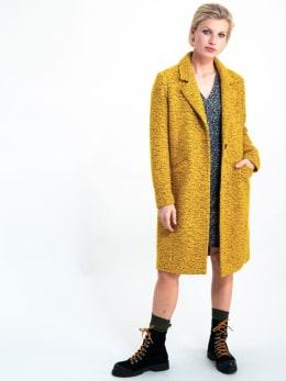 garcia mantel jas gj900913 geel