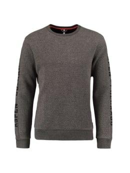 chief sweater pc910921 grijs