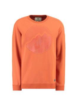 garcia sweater i91064 oranje