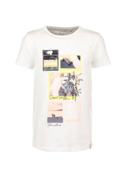 garcia t-shirt wit p04401