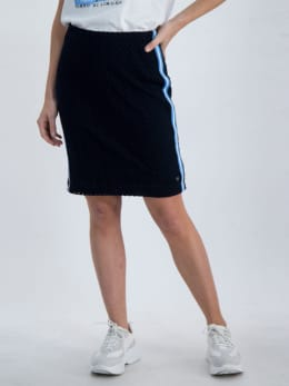 garcia crochet rok o00121 donkerblauw