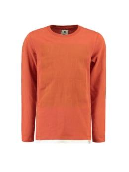 garcia long sleeve j93601 oranje