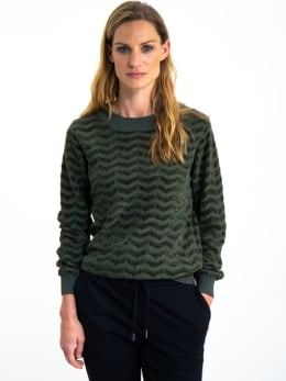 garcia trui i90043 groen