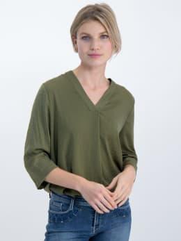 garcia blouse gs000131 groen