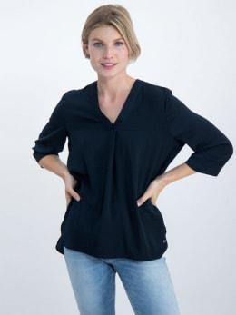 garcia tuniek blouse gs000131 donkerblauw