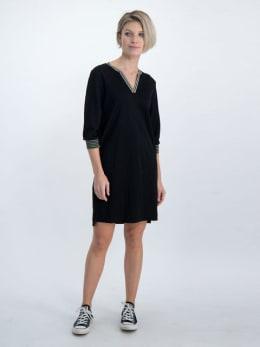 garcia jurk m00082 zwart